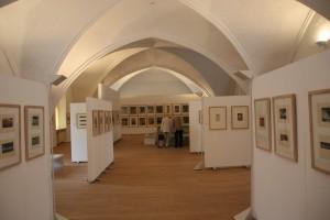 Ausstellung Gewölbesaal