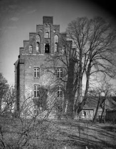 Giebelfront der Klosterkirche (Westseite)