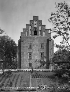 Giebel der Klosterkirche