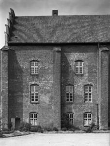 Südseite der Klosterkirche