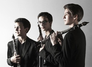 Trio ClariNoir